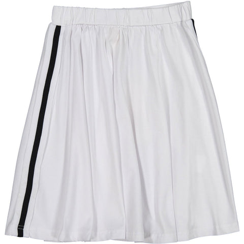 Ava and Lu White Sport Tee Skirt