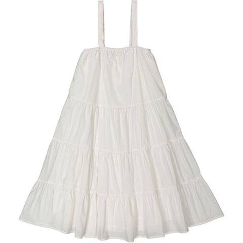 Ava & Lu The White Adrift Dress