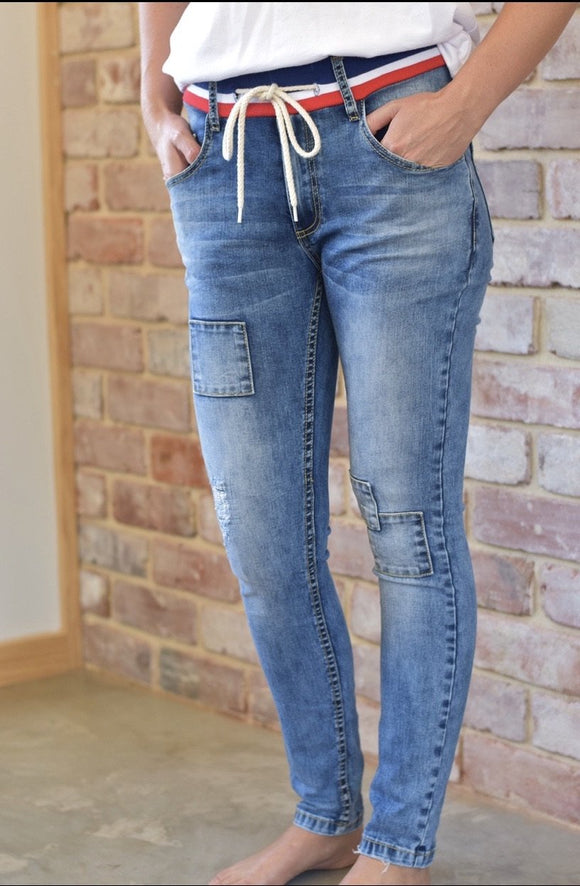 STYLE LAUNDRY Skinny Jeans