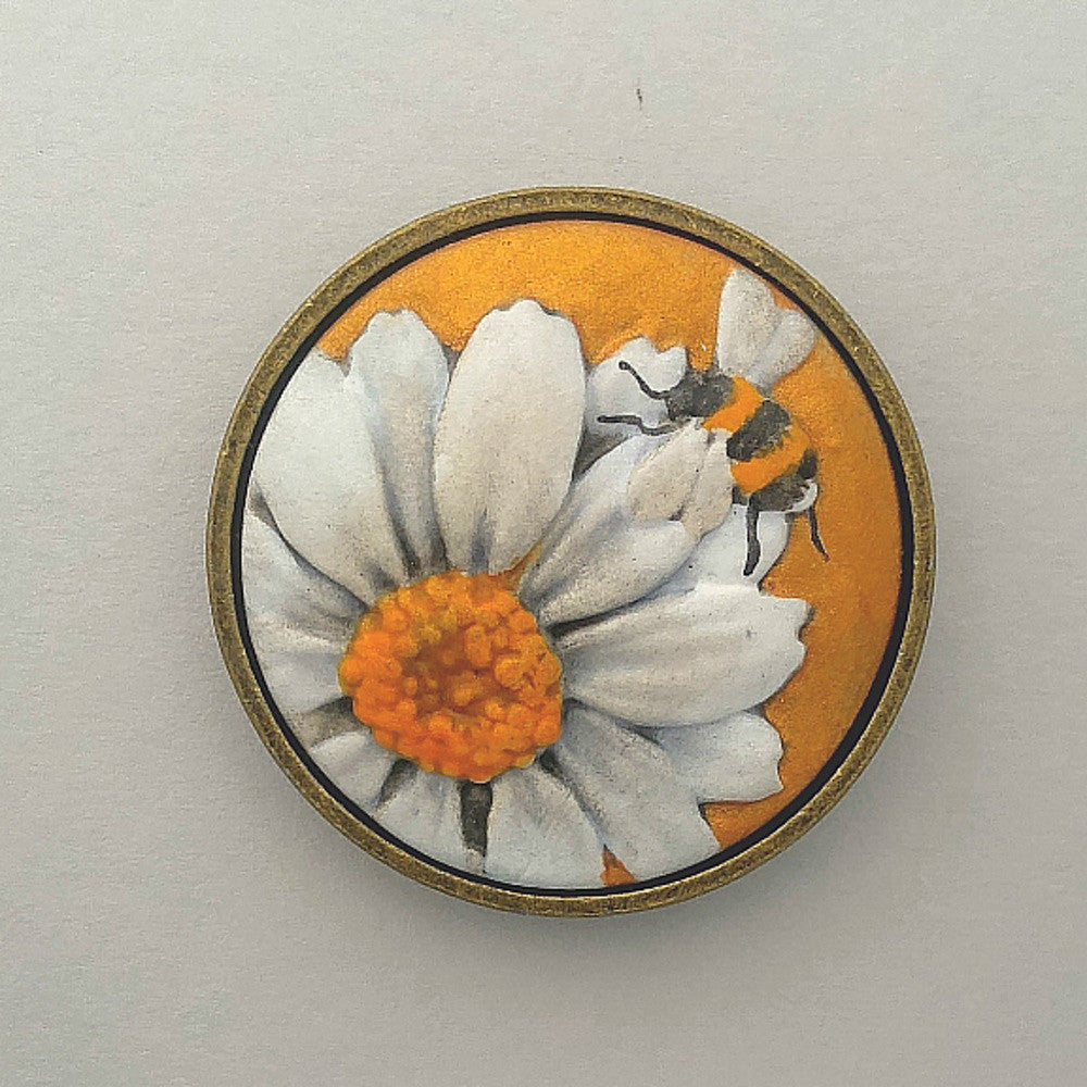 Daisy Brooch/Pin