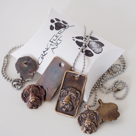 Labradoodle Dog Jewellery