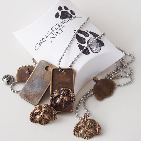 Shih-Tzu Dog Jewellery