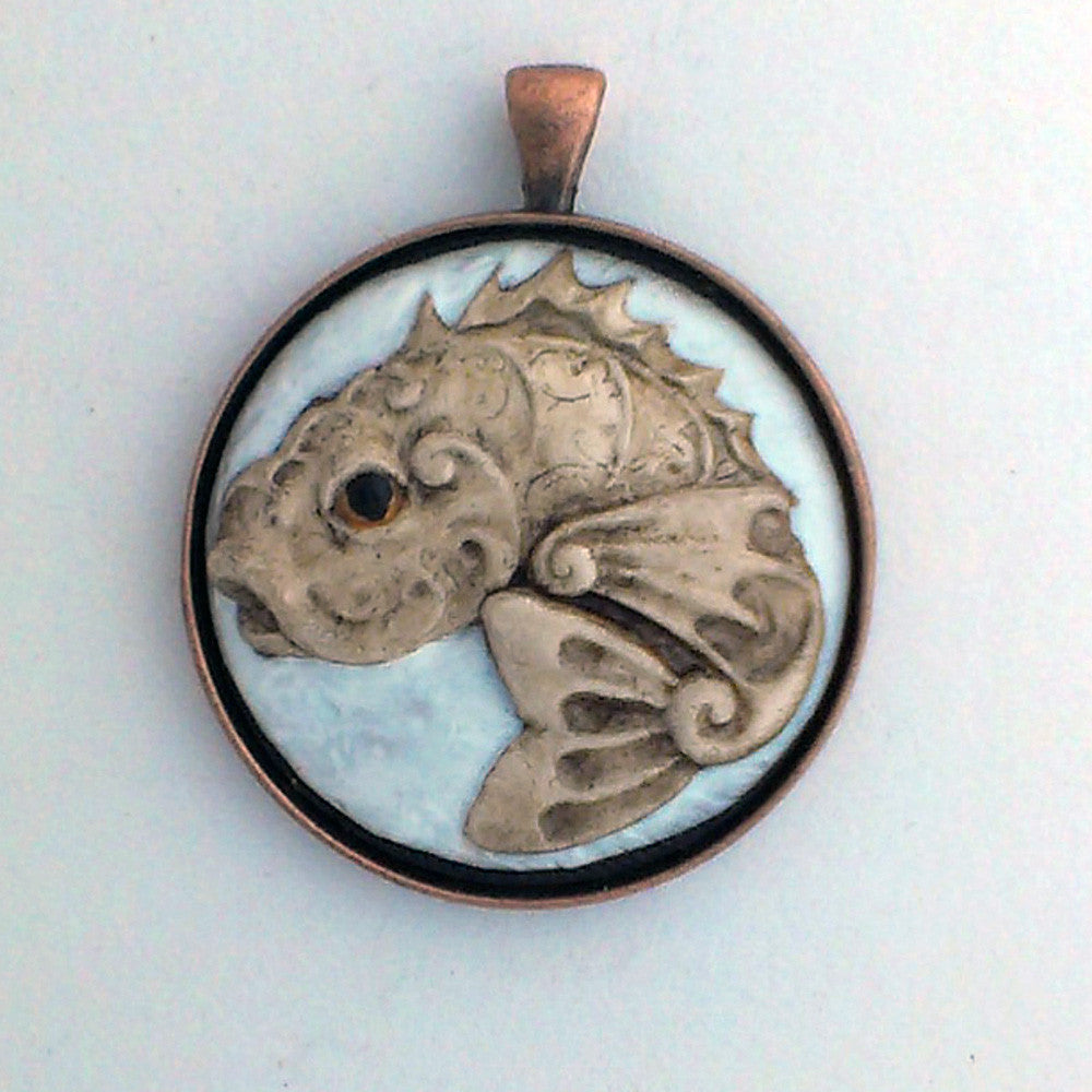 Steam Snapper Pendant