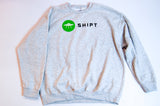 Light Gray Crewneck Sweatshirt
