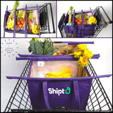 Plum Trolley Bags