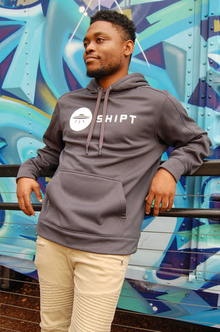 Weather Resistant Fleece Lined Hoodie