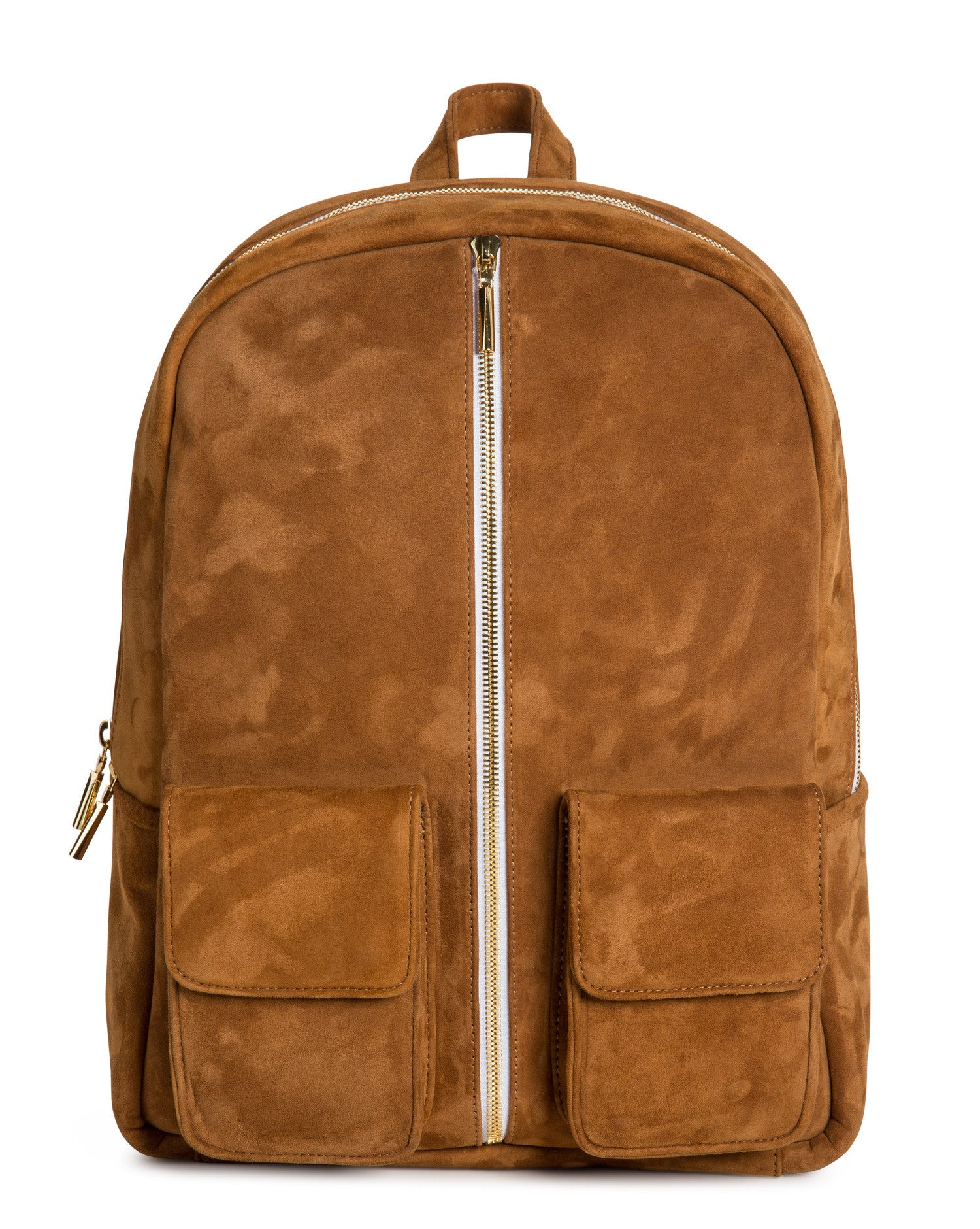 Suede Glory Backpack