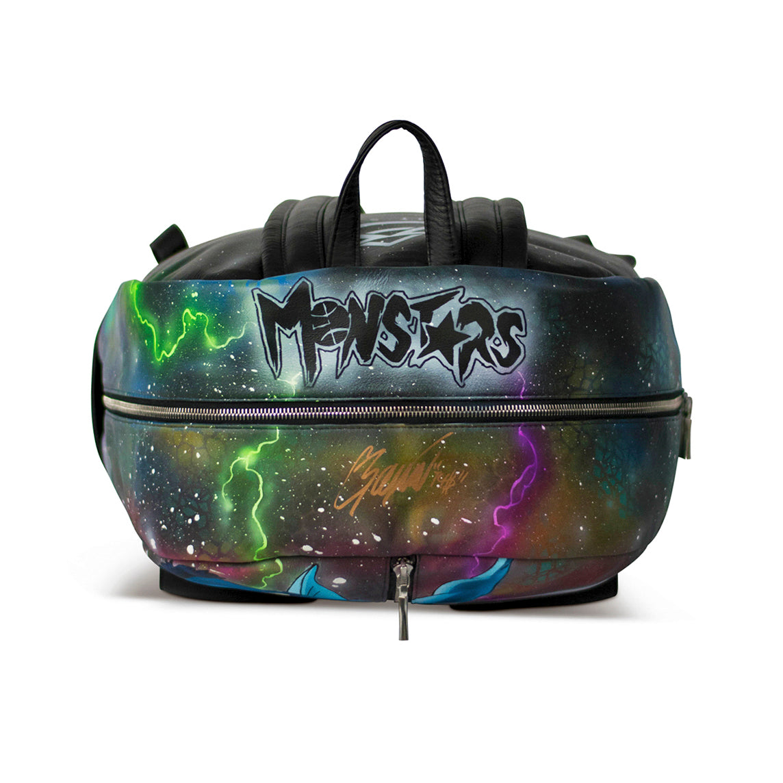 Space Jam Monstars Backpack