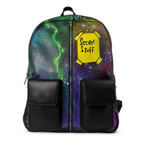 Space Jam Secret Stuff Backpack