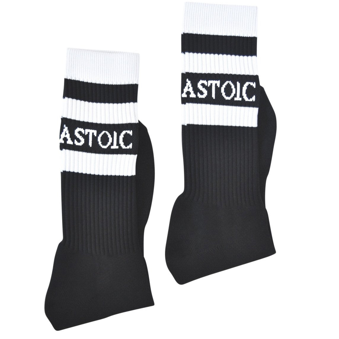 Black Official ASTOIC Socks