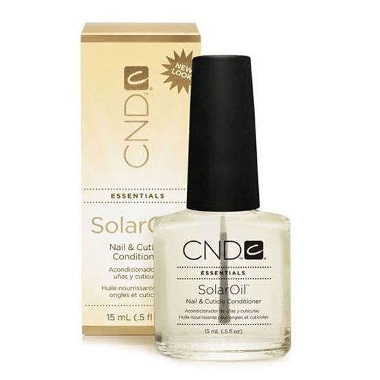 CND Solar Oil Nail & Cuticle Conditioner 15ml