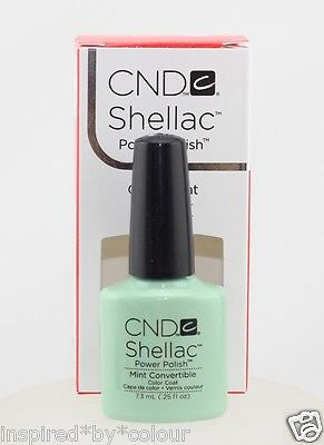 CND Shellac Power Polish x 3 + Nourishing Remover + Solar Oil + Foils (SAVE $15) Shades M - Z