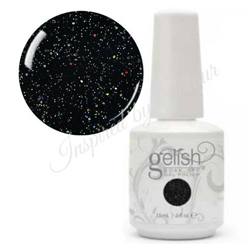 Harmony GELISH® Soak-Off Gel - 360 BLACK FLIP 15ml