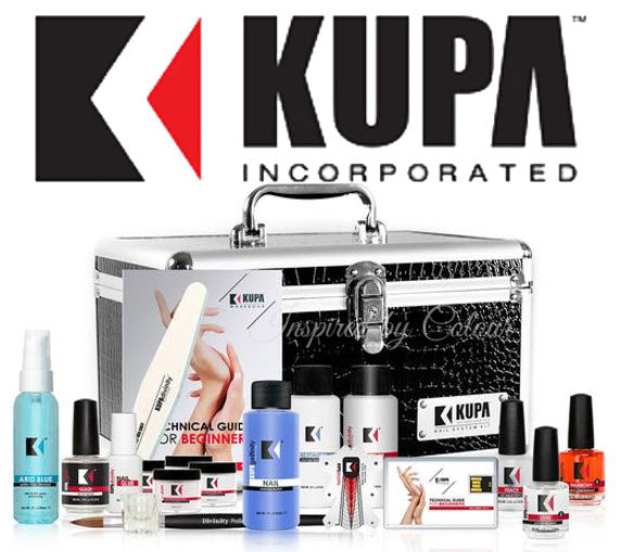 KUPA Divinity Professional Acrylic Starter Kit + Luxury Case