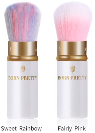 Born Pretty-Retractable Gradient  Dust Brush