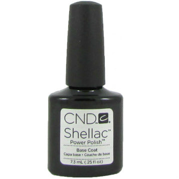 CND Shellac Power Polish ● BASE COAT ● 7.3ml