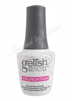 Harmony GELISH® Foundation Base Gel (Base Coat) Soak Off 15ml