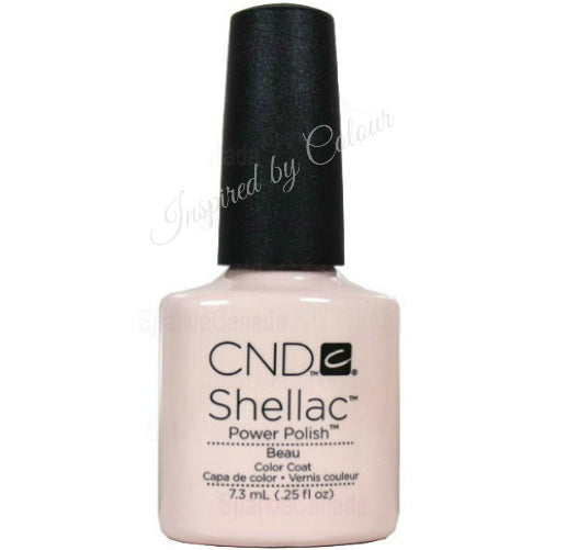 CND Shellac Power Polish ● BEAU ● 7.3ml