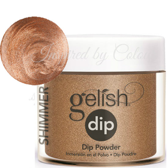 Gelish DIP Powder - Bronzed & Beautiful