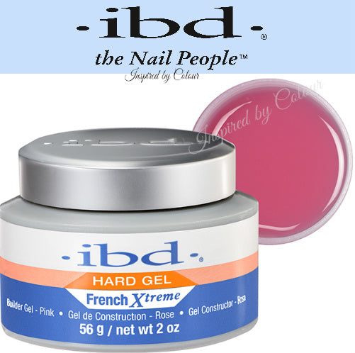 IBD UV /LED HARD GEL ● French Xtreme Pink Gel ● 56g/2oz
