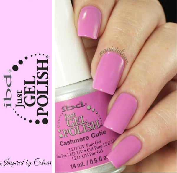 IBD Just Gel Polish - Cashmere Cutie