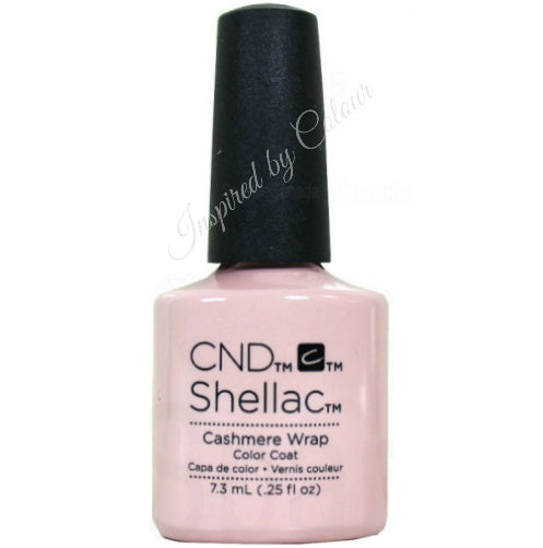 CND Shellac Power Polish ● CASHMERE WRAP ● 7.3ml