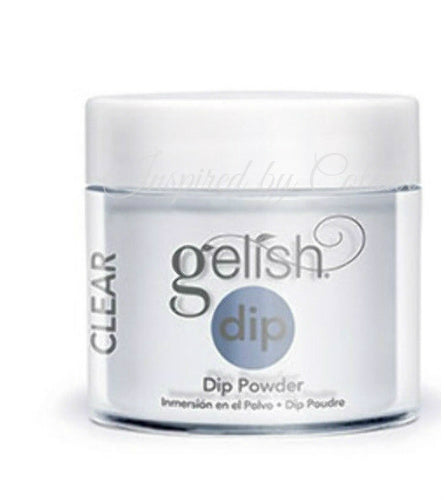 Gelish DIP Powder - Clear As Day
