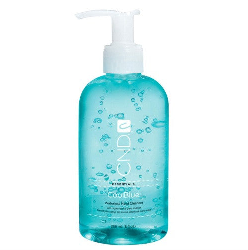 CND Essentials Range ~ Cool Blue 236ml