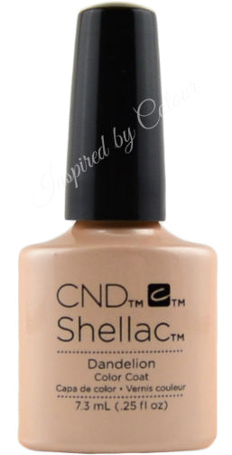CND Shellac Power Polish Gel~Colours from FLORA & FAUNA Collection