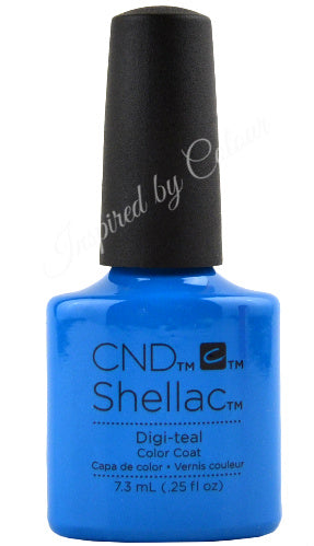 CND Shellac Power Polish Gel~Colours from ART VANDAL Collection