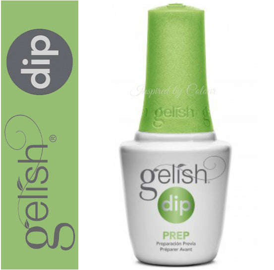 Gelish DIP Prep System Essentials - #1 Prep Natural Nail Dehydrator 15ml