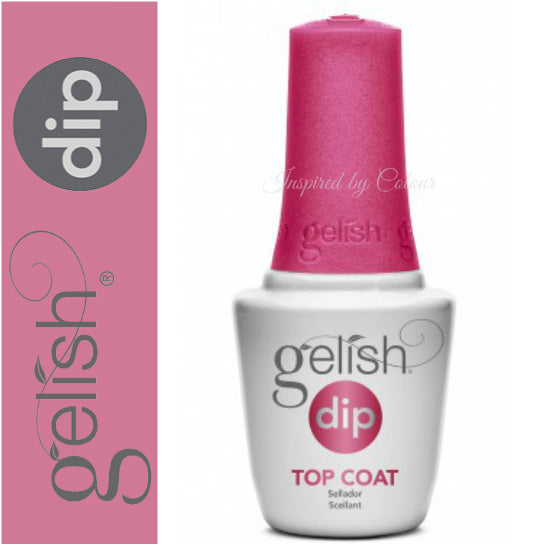 Gelish DIP Prep System Essentials - #4 Top Coat 15ml