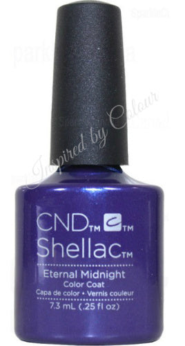 CND Shellac Power Polish Gel~Colours from NIGHTSPELL Collection