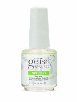 Harmony Gelish ® Hand & Nail ● NOURISHING CUTICLE OIL 15ml ● 100% Authentic