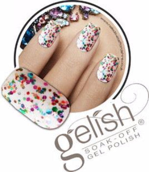 Harmony Gelish ® Soak Off Gel ● SHADE RANGE COLOURS  *A - L*  (names in alphabetical order)