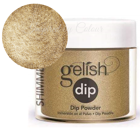 Gelish DIP Powder - Give Me Gold