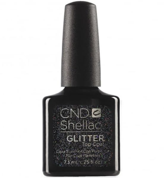 CND Shellac Power Polish ● Glitter Top Coat 7.3ml