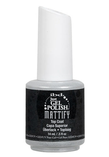 IBD Just Gel Polish - Matte Top Coat