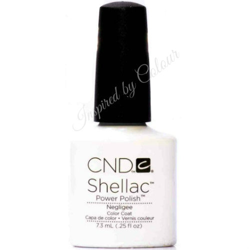 CND Shellac Power Polish ● NEGLIGEE ● 7.3ml