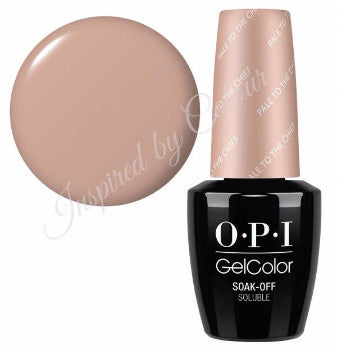 OPI GelColor Soak Off UV/LED Gel Polish ~ Colours from the WASHINGTON DC COLLECTION.