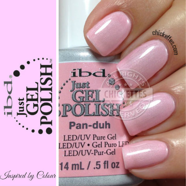 IBD Just Gel Polish - Pan-Duh