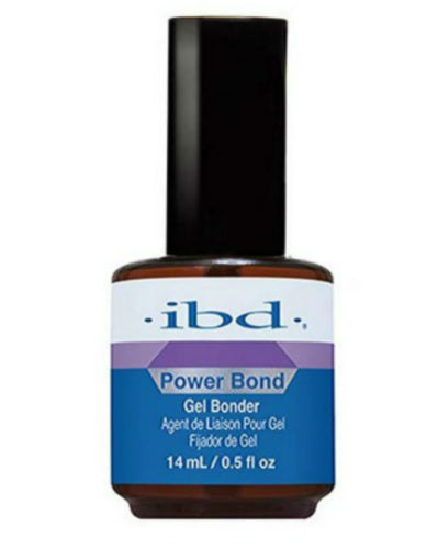 IBD POWER BOND  PH -  Balance Nail Plate Gel Bonder Dehydrator 14ml