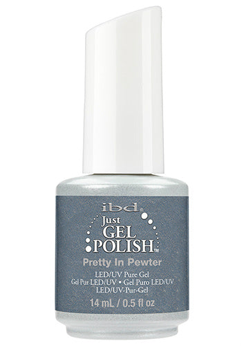 IBD Just Gel Polish - Pretty in Pewter
