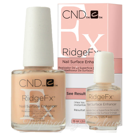CND Creative Nail Design Ridge Fx ●15ml / 3.7ml ●Nail Surface Enhancer