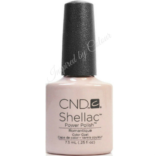 CND Shellac Power Polish ● ROMANTIQUE ● 7.3ml