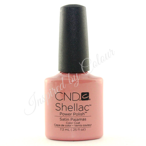 CND Shellac Power Polish Gel~Colours from the INTIMATES Collection