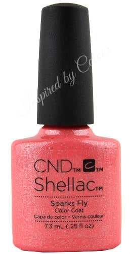 CND Shellac Power Polish Gel~Colours from FLIRTATION Collection