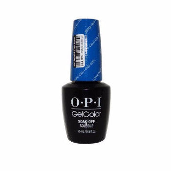 OPI GelColor Soak Off UV/LED Gel Polish ~ Colours from the FIJI COLLECTION.