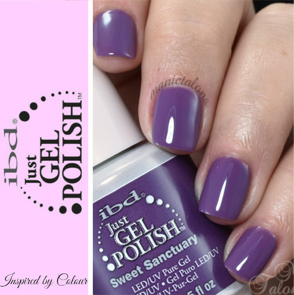 IBD Just Gel Soak Off UV LED Gel Nail Polish