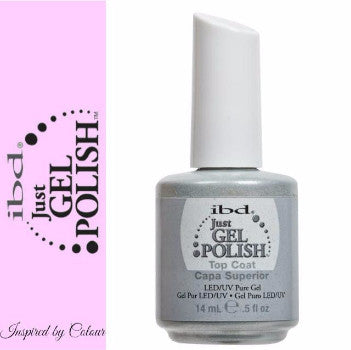 IBD Just Gel Polish ~ Select any ● BASE COAT ● TOP COAT ● MATTE TOP COAT ●